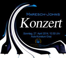 Maresch-Johns-Konzert 2014